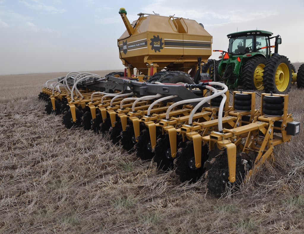 Product Spotlight Strip Tillage Equipment Farmers Hot Line