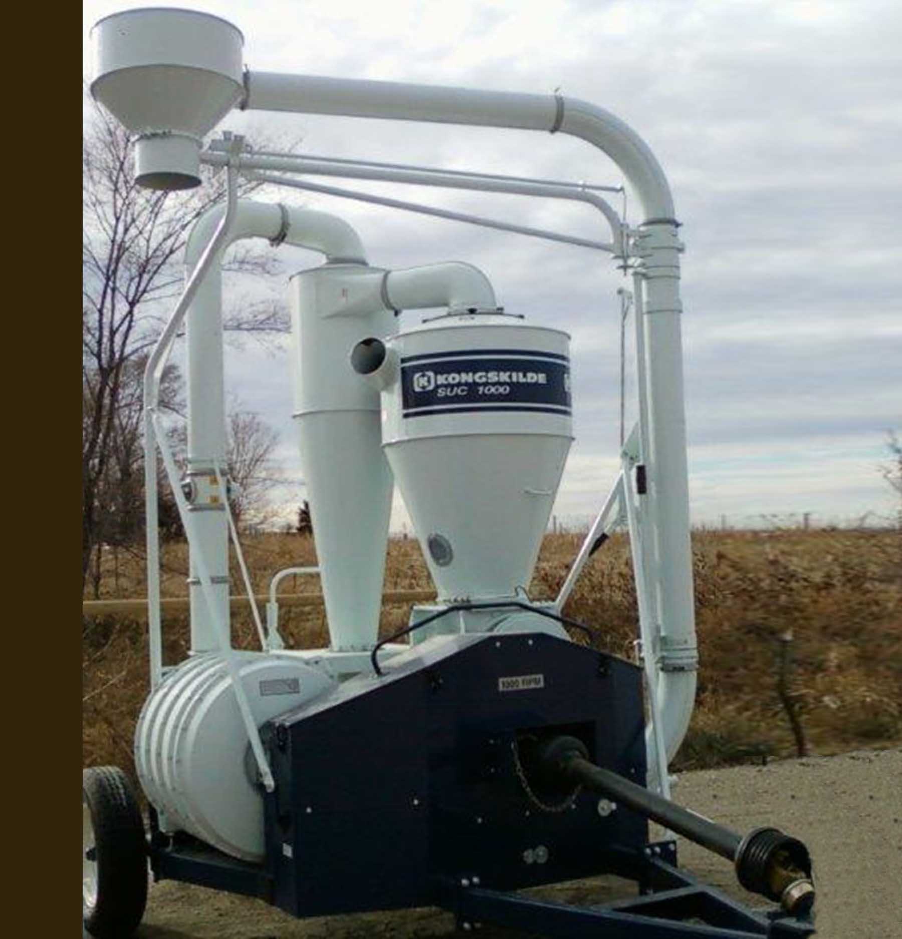 Grain Vac Product Spotlight | Farmers Hot Line