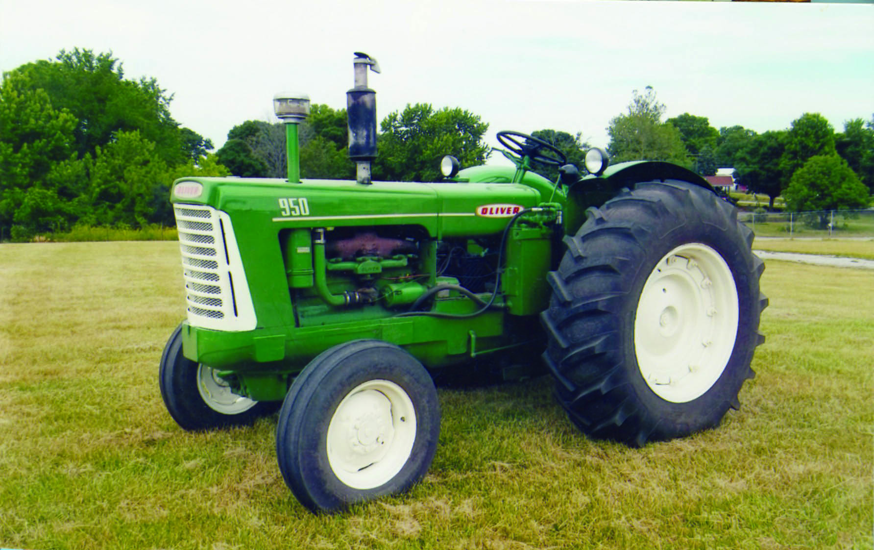 Oliver 990 Tractor : Oliver tractors related keywords
