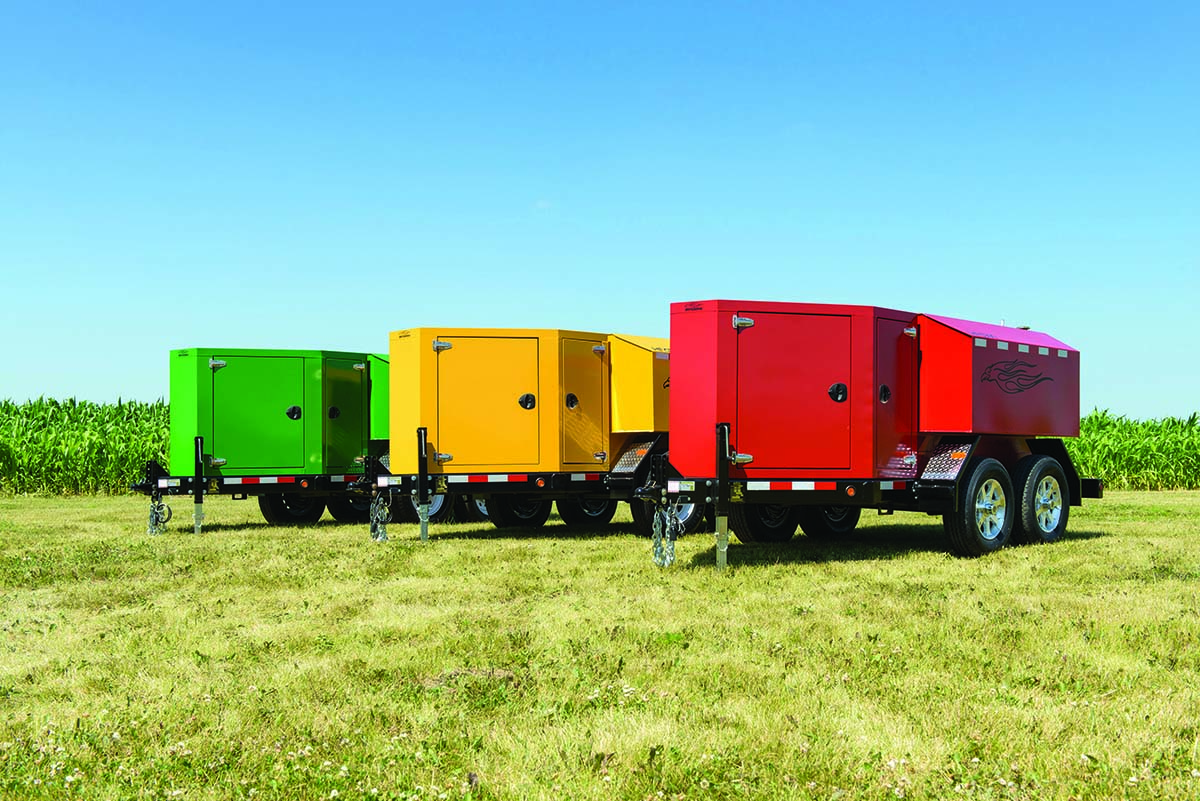 Product Spotlight: Fuel Trailers Presented by Meridian