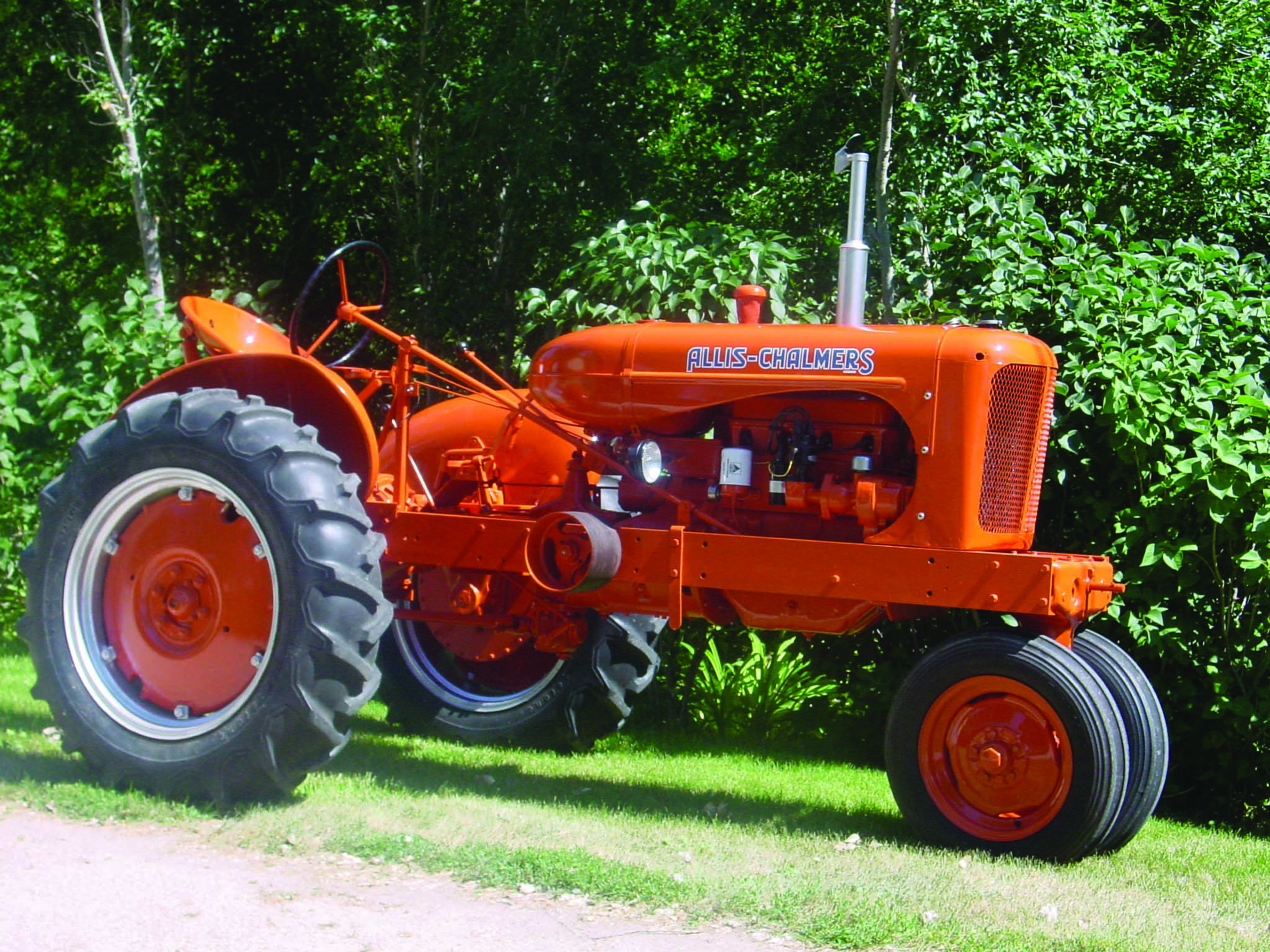 Back When: 1947 Allis Chalmers WC | Farmers Hot Line