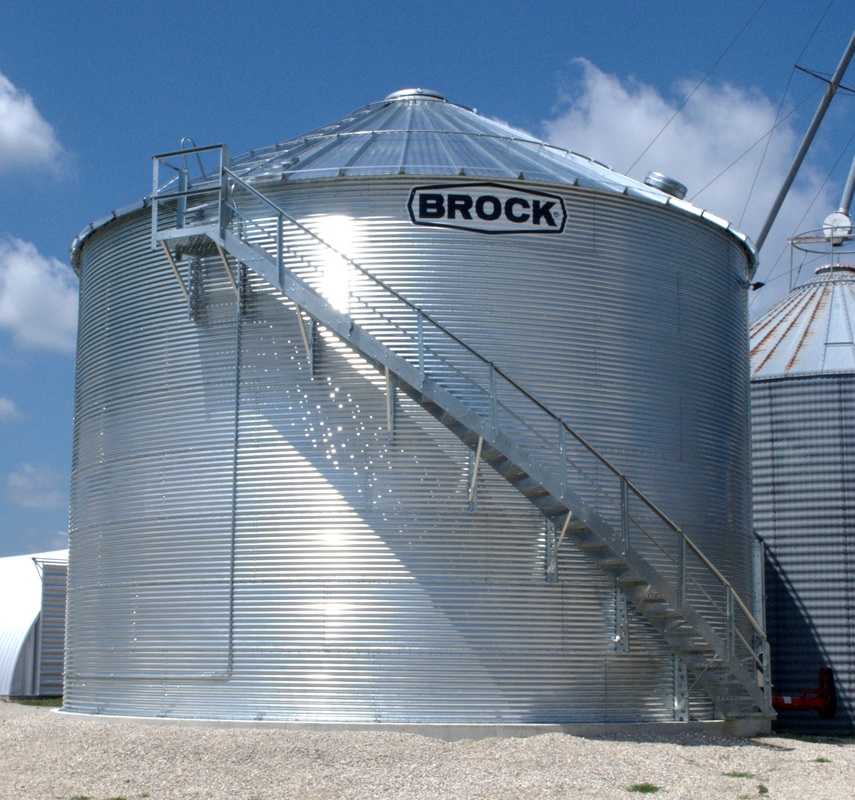 Grain Bins Product Spotlight Farmers Hot Line