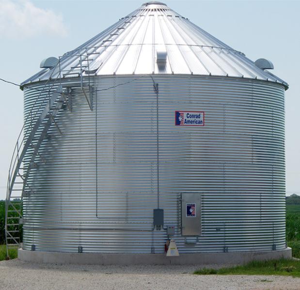 Grain Bins Product Spotlight | Farmers Hot Line