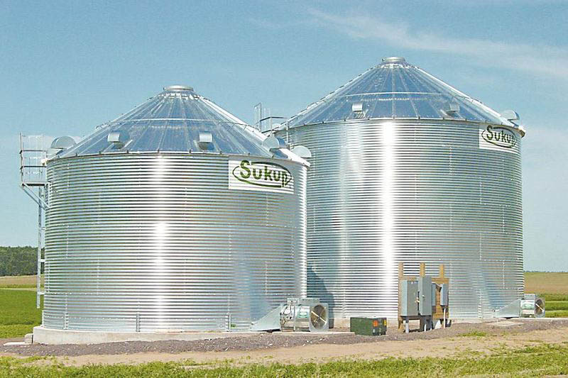 Product Spotlight: Grain Bins Presented by Superior