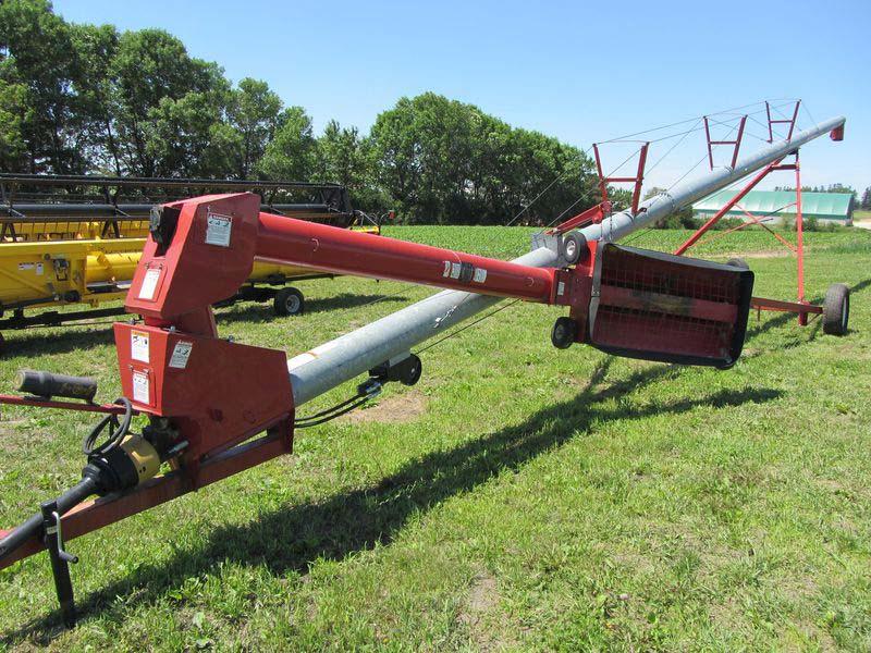 Product Spotlight: Grain Augers | Farmers Hot Line