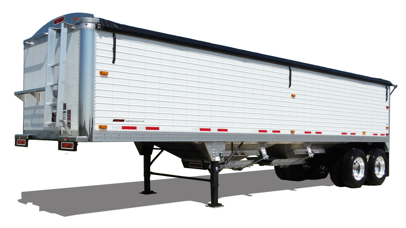 Timpte product spotlight grain trailers farmers hot line  at crackthecode.co