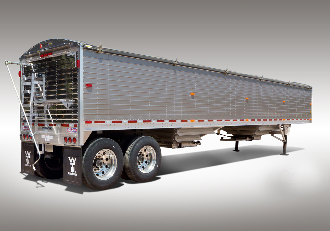 Product Spotlight: Grain Trailers   Farmers Hot Line