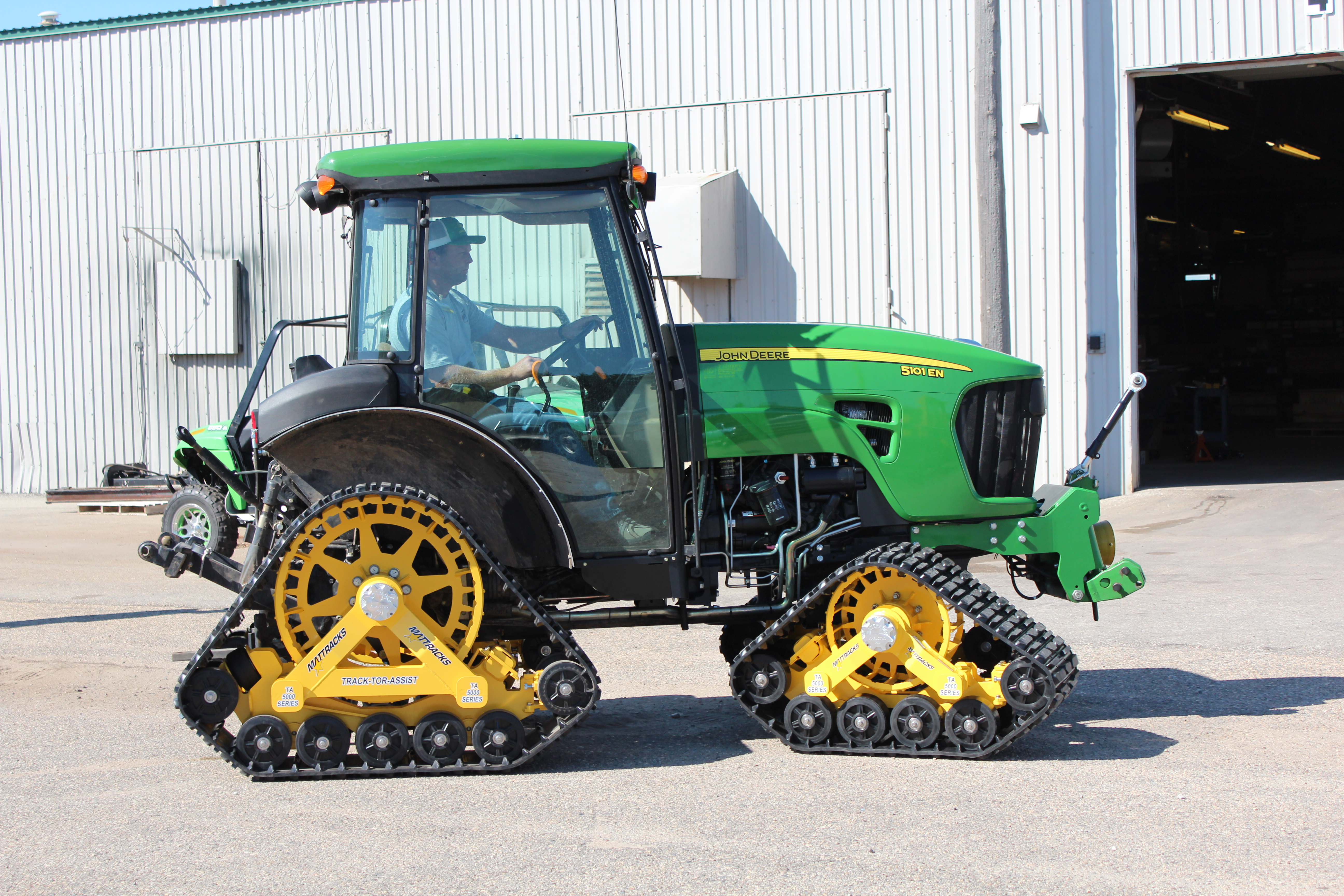 Used Mattracks For Sale >> Product Spotlight: Rubber Tracks and Track Conversion Systems | Farmers Hot Line