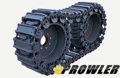 Adding Over The Tire Tracks Makes Skid Steers More Versatile