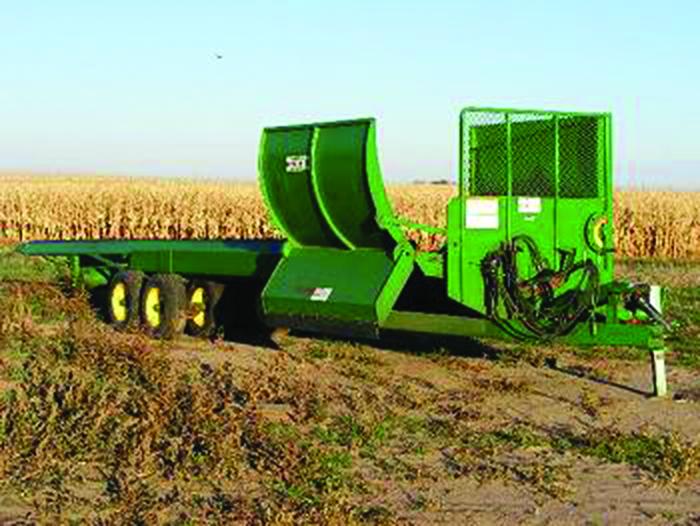 Bale Processors Farmers Hot Line