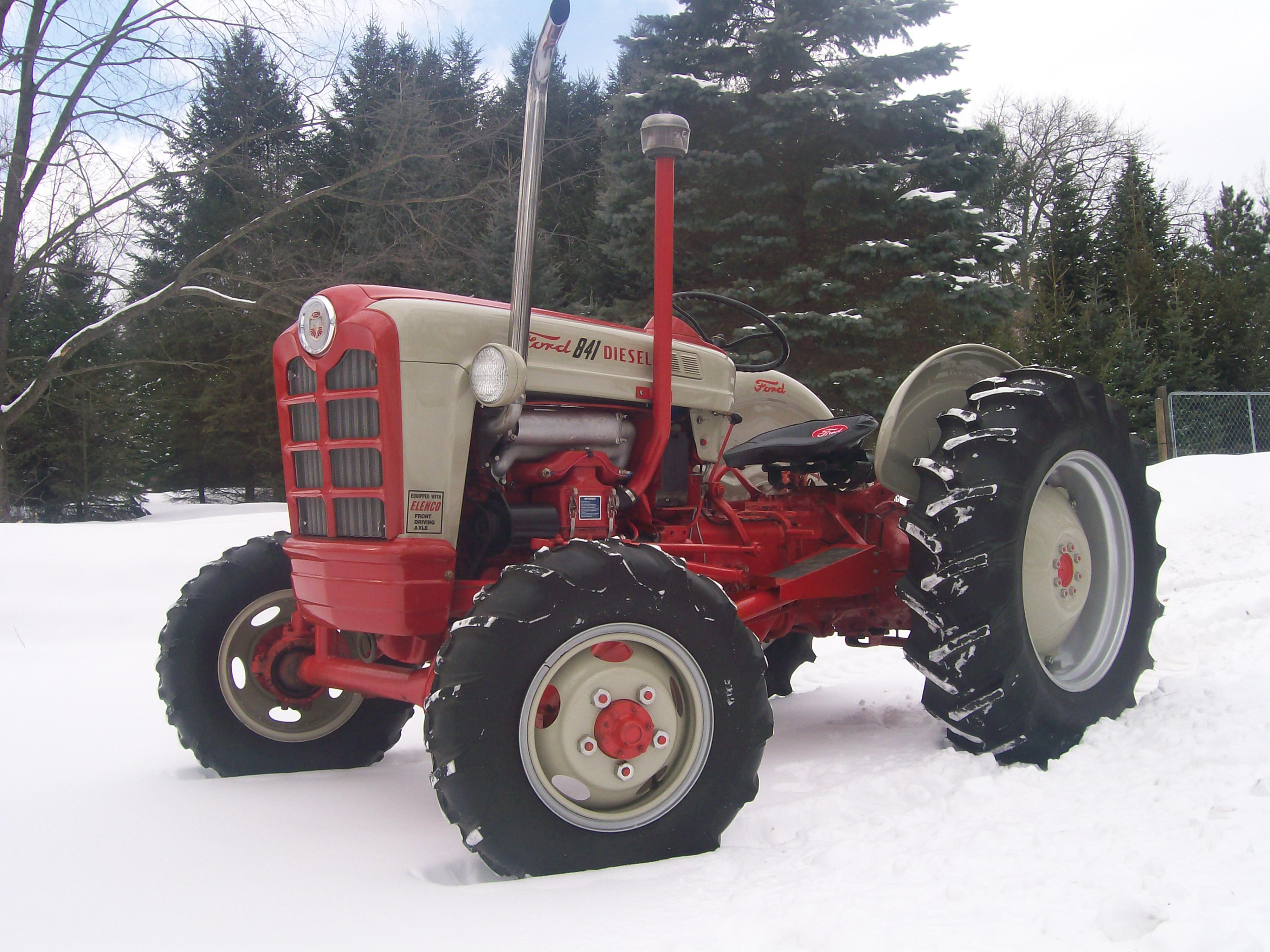 sale after ford tractors for arthurs