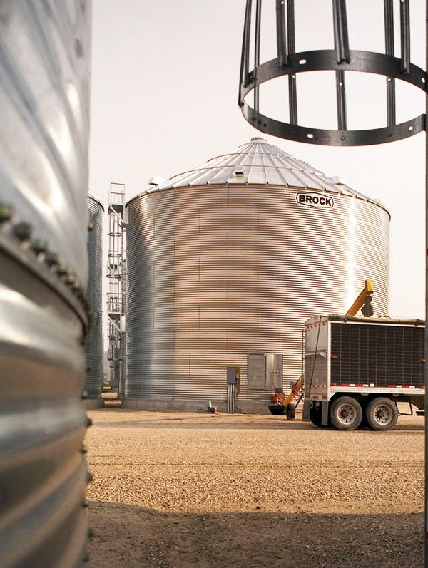 Grain Bin Spotlight Prestented By Sukup Manufacturing
