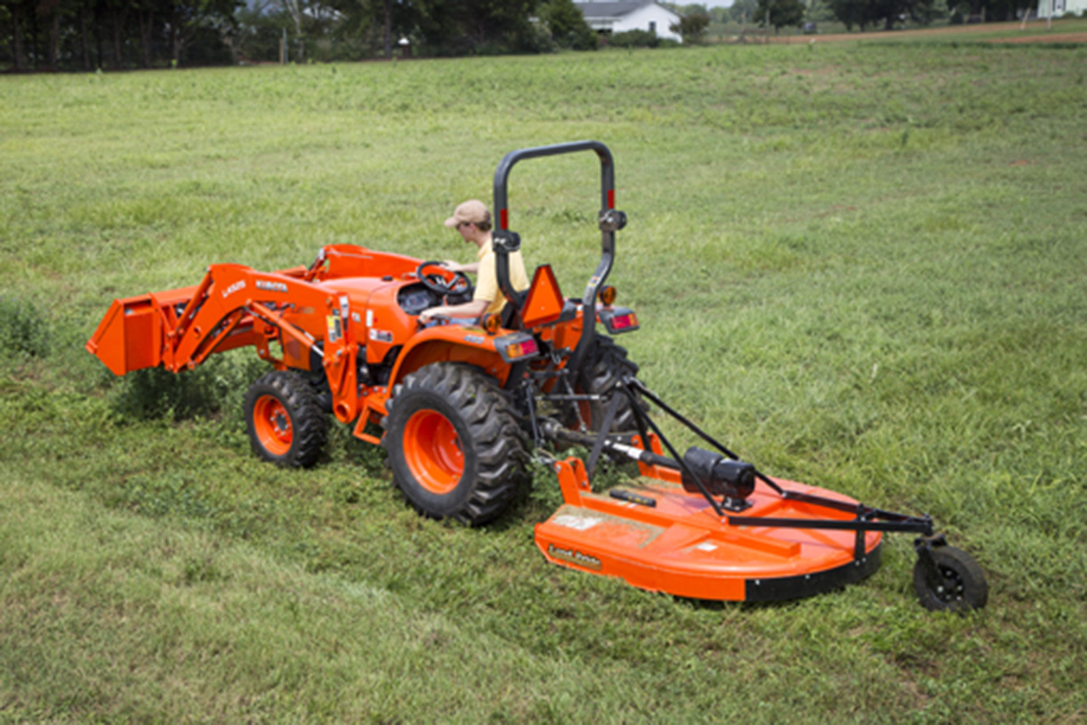Compact Tractor Product Spotlight Farmers Hot Line