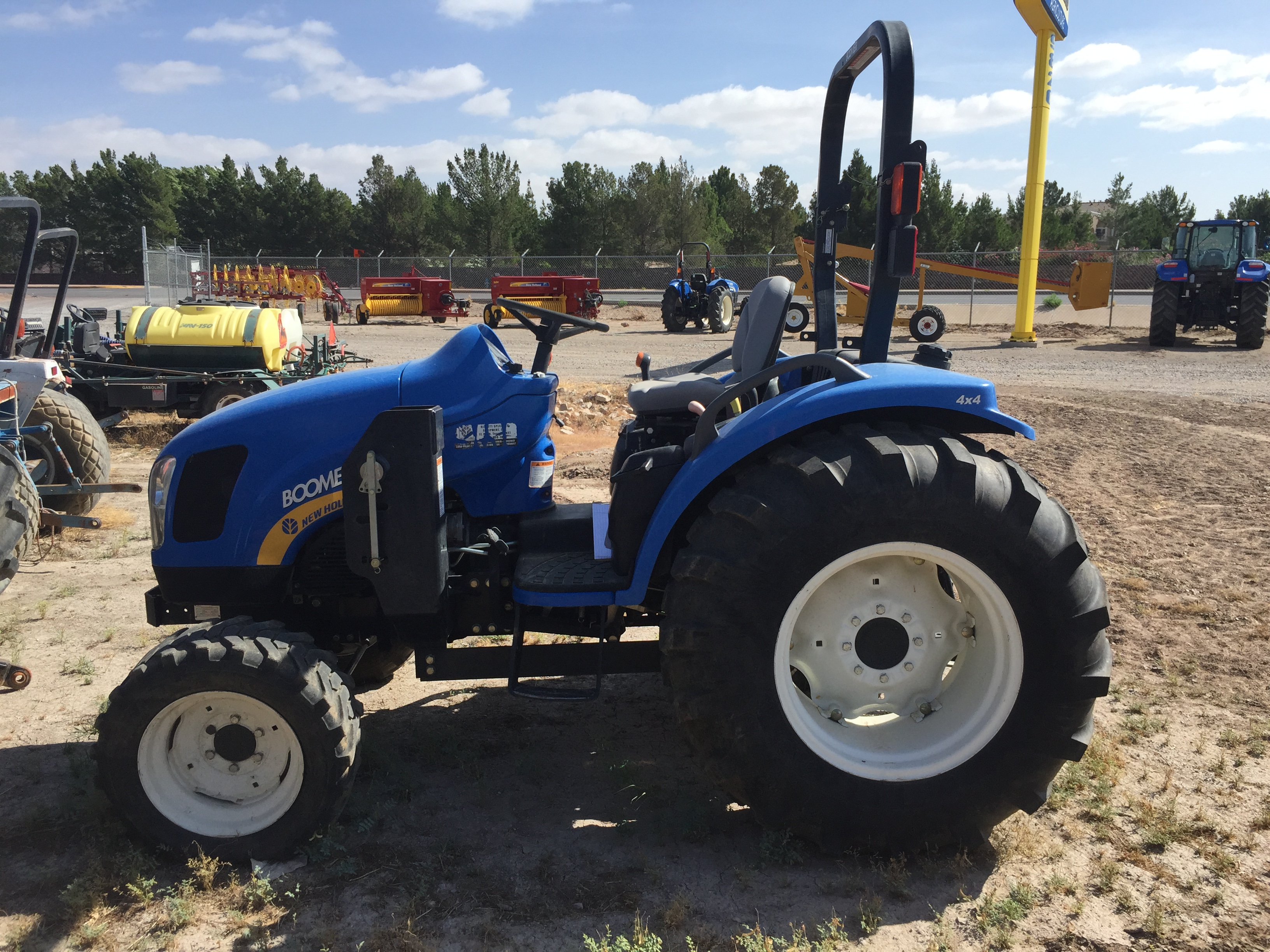 New Holland Tractor Specials : Product spotlight compact tractors—versatility in a small