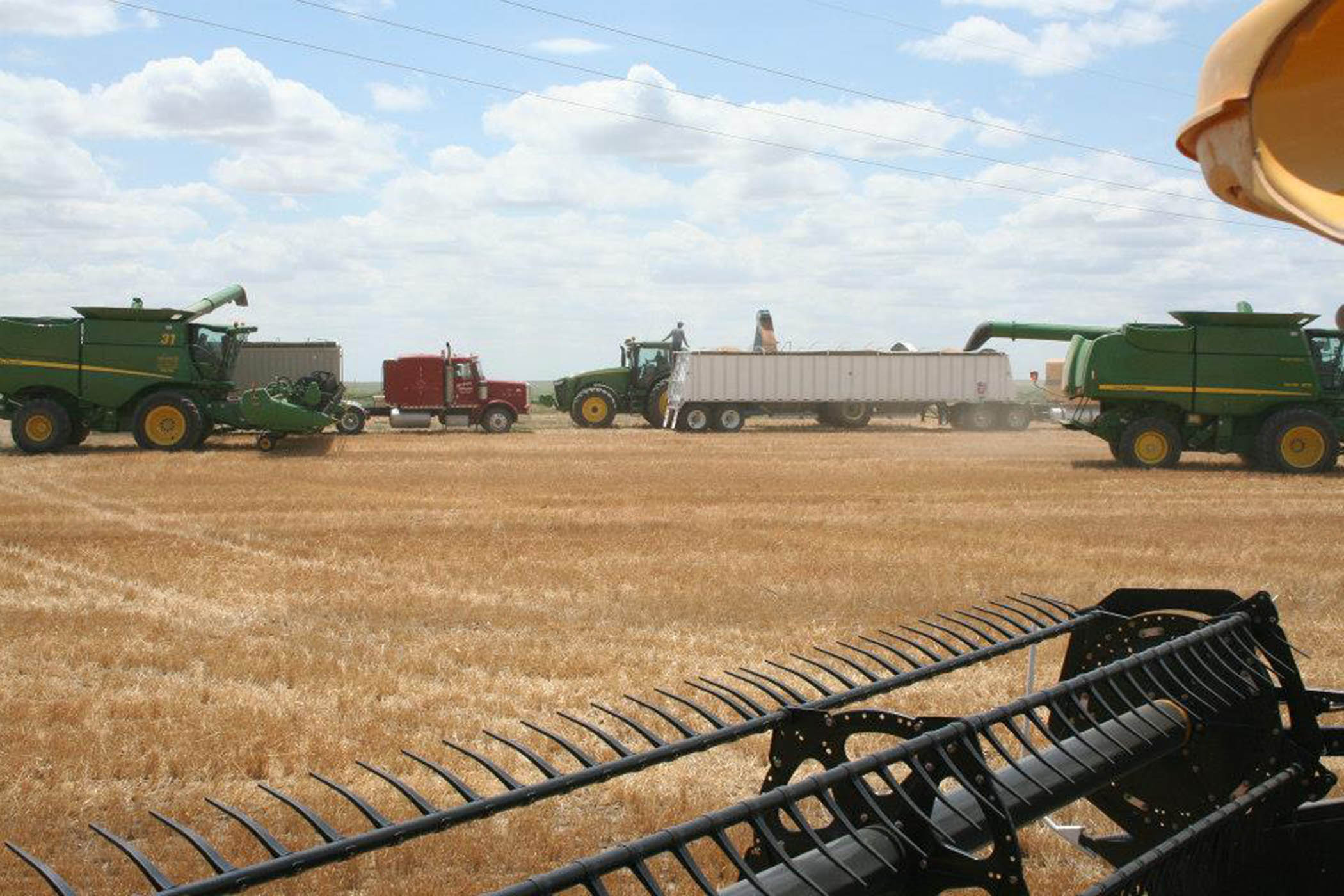 The Voice For Harvesters | Farmers Hot Line