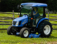compact tractors, less then 45 horsepower | Farmers Hot Line
